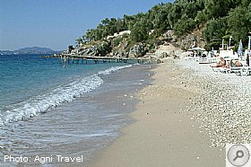 Kalami Corfu Agni Travel