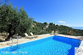 Vasillis, Corfu, Agni Travel