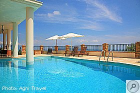 Luxury Villa to rent on Corfu