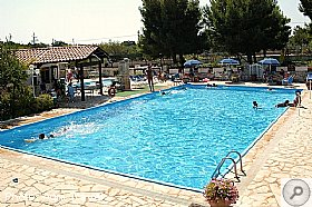 Swimming Pool, Salinola, Italy, Agni Travel