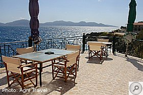 Ground Floor Apartment Sleeping Up To 5 Persons, Assos Beach Apartments, Kefalonia, Agni Travel