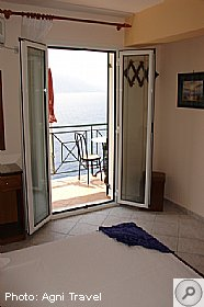 Second Floor Apartment, Assos Beach Apartments, Kefalonia, Agni Travel