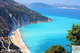 Layout, Assos Beach Apartments, Kefalonia, Agni Travel