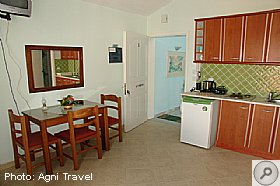 Second Floor Studio Sleeps Up To 3, Assos Beach Apartments, Kefalonia, Agni Travel