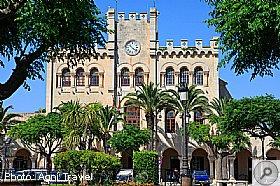 Ciutadela Menorca Agni Travel