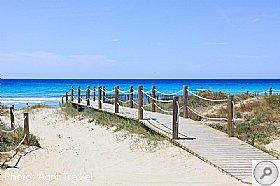 Son Bou Menorca Agni Travel