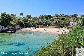Binisafua-Platja Menorca Agni Travel