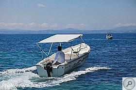Speed boat rental prior lake mn