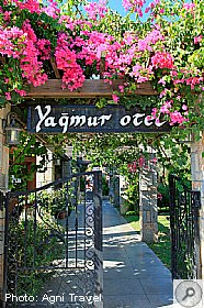 Overview, Yagmur Apartments, Turkey, Agni Travel