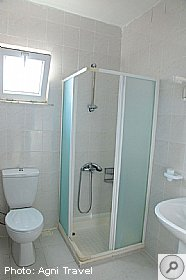 Bathrooms, Yagmur Apartments, Turkey, Agni Travel