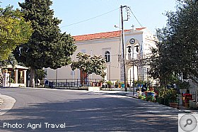 Step 9, Nissaki to Kaminaki, Corfu, Agni Travel Driving Instructions