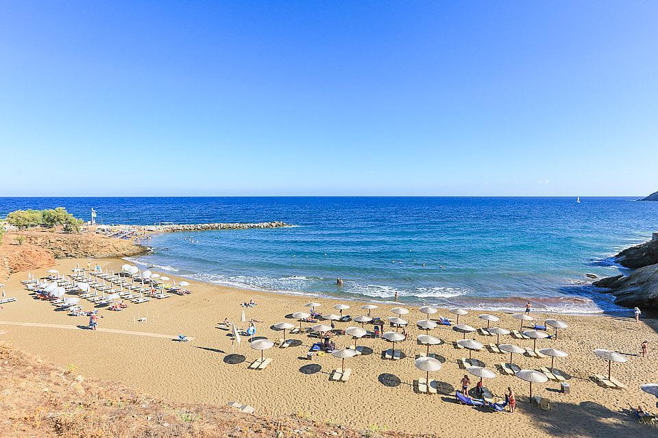 Panormos Rethymno Crete Agni Travel