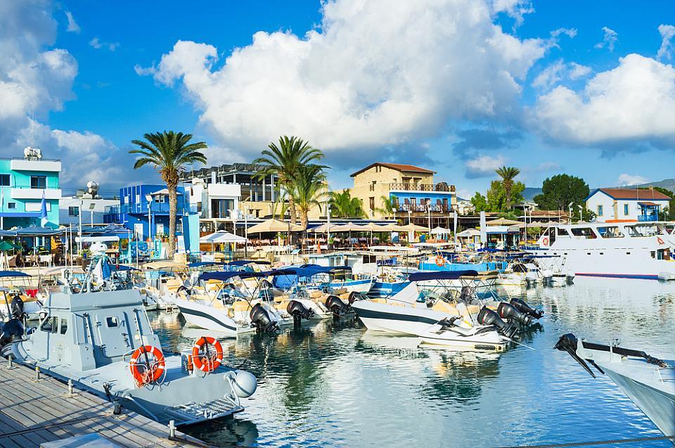 Latchi Cyprus Agni Travel