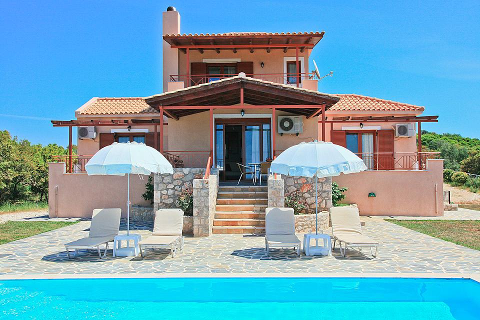 Villa Aetos, Kefalonia, Agni Travel