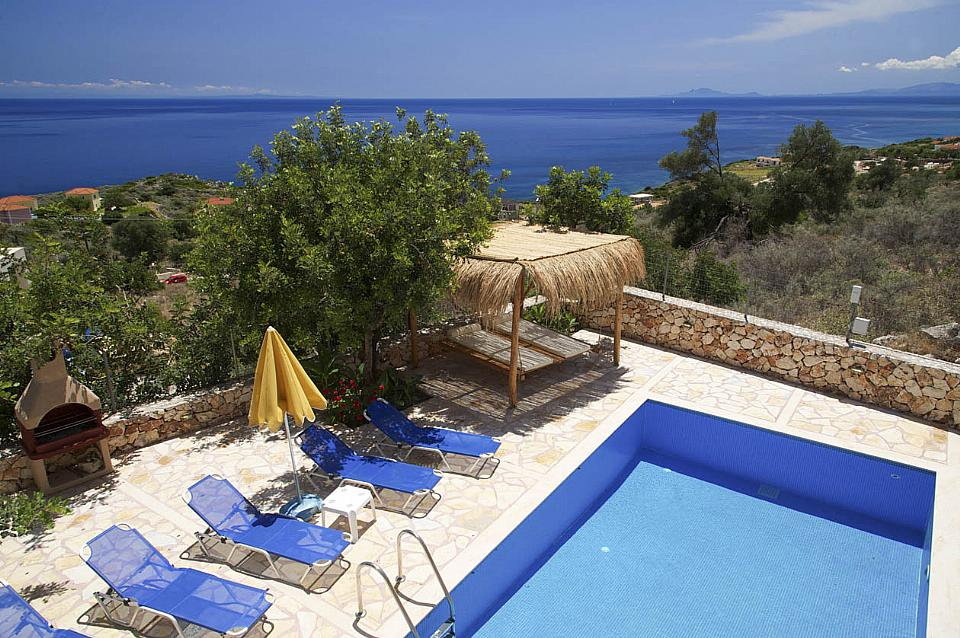 Villa Apollo, Kefalonia, Agni Travel