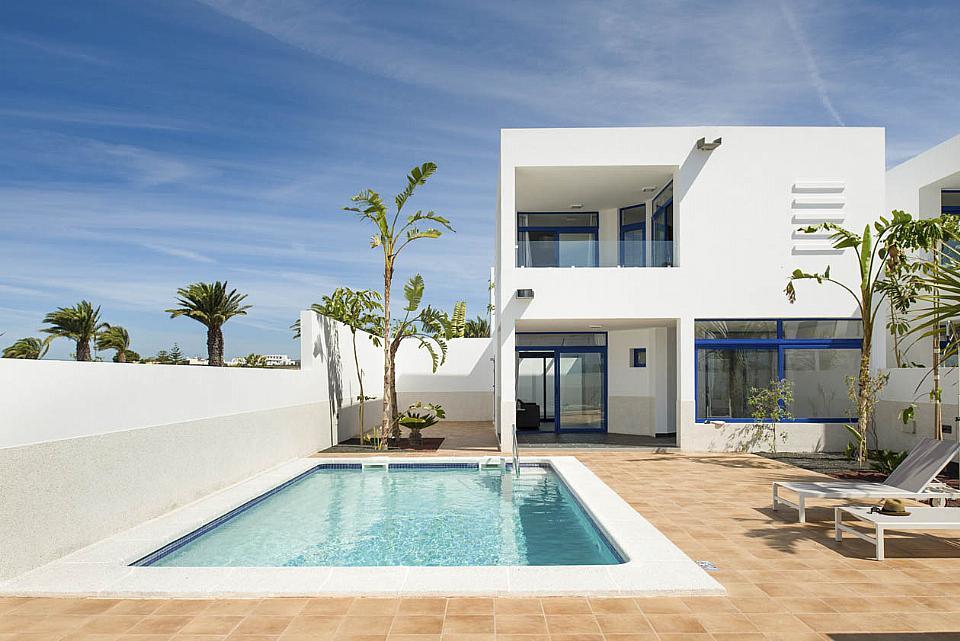 Villa Marina Dos Lanzarote Villa Marina Dos To Rent In
