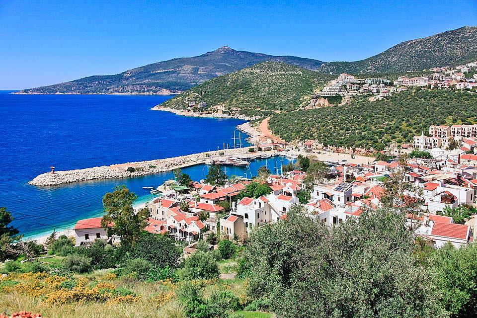 Kalkan Turkey Agni Travel
