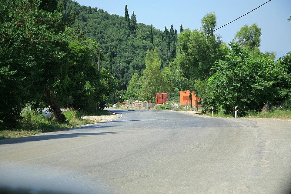 Villa Andreas, Corfu, Agni Travel Driving Instructions