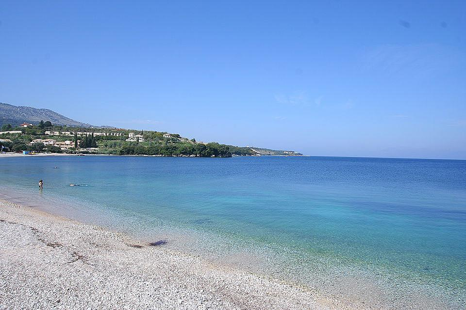 Beach of Avlaki