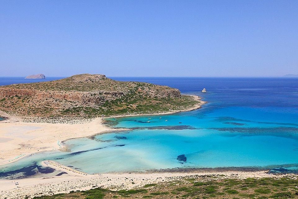 Balos Lagoon Crete Agni Travel