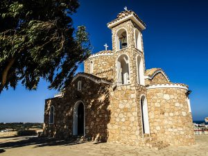 church of St. Elias, Protaras