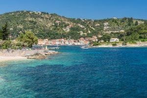 Gaios Paxos Greece