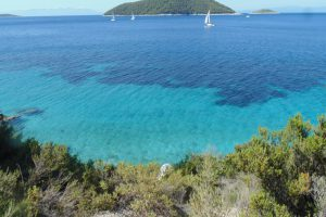 Stafilos beach in Skopelos