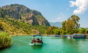 dalyan turkey boat cruise