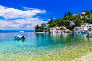Loggos Paxos Greece