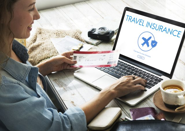 getting travel insurance