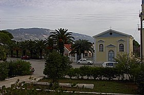 Lord Byron lived in Metaxata, Rock of Lord Byron, Interesting Places on Kefalonia, Kefalonia Travel Guide