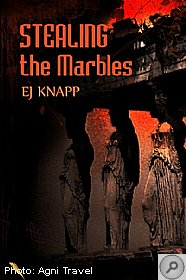 Stealing the Marbles by E. J. Knapp, KEFALONIA READ ON, Kefalonia - Nikolas Cage - Read on and News, Kefalonia Travel Guide