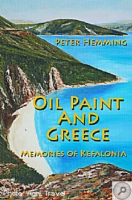 Oil Paint and Greece, KEFALONIA READ ON, Kefalonia - Nikolas Cage - Read on and News, Kefalonia Travel Guide