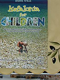 Kefalonia for Children by Doris Wille, KEFALONIA READ ON, Kefalonia - Nikolas Cage - Read on and News, Kefalonia Travel Guide