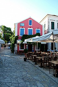 Tavernas and Restaurants in Fiscardo, Eating Drinking and Shopping in Fiscardo, Kefalonia Food and Drink, Kefalonia Travel Guide