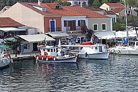 Eating Drinking and Shopping in Fiscardo, Kefalonia Food and Drink, Kefalonia Travel Guide