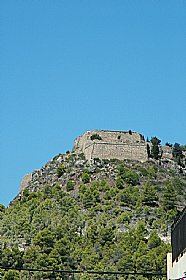 Venetian Castle in Assos, ASSOS, Kefalonia Resort Guide, Kefalonia Travel Guide
