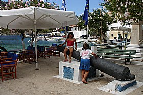 Out and about in Assos Kefalonia, ASSOS, Kefalonia Resort Guide, Kefalonia Travel Guide