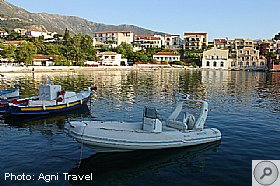 Transport in Assos, ASSOS, Kefalonia Resort Guide, Kefalonia Travel Guide