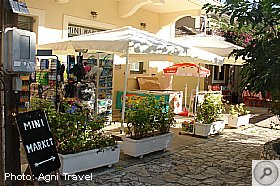 Shopping in Assos, ASSOS, Kefalonia Resort Guide, Kefalonia Travel Guide