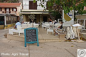 Nightlife in Assos, ASSOS, Kefalonia Resort Guide, Kefalonia Travel Guide
