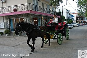 Transport in Katelios, KATELIOS, Kefalonia Resort Guide, Kefalonia Travel Guide