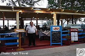Ammos Taverna, KATELIOS, Kefalonia Resort Guide, Kefalonia Travel Guide