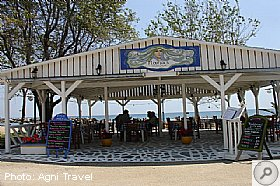 Marias  Taverna Katelios beach, KATELIOS, Kefalonia Resort Guide, Kefalonia Travel Guide