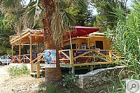 Beach Bar Katelios, KATELIOS, Kefalonia Resort Guide, Kefalonia Travel Guide