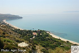 Lithero Beach, LOURDAS, Kefalonia Resort Guide, Kefalonia Travel Guide