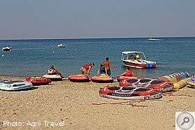 Dolphin Water Sports Skala, SKALA, Kefalonia Resort Guide, Kefalonia Travel Guide