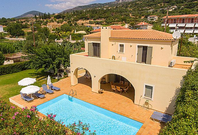 Review for Villa Katerina