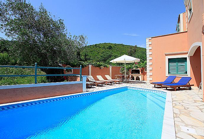 Lavranos House Corfu Sleeps 5 Agni Travel Villas