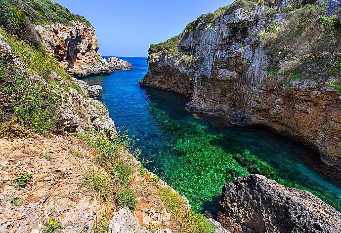 S Algar Menorca